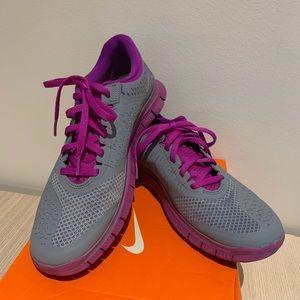 Nike Wmns Free 4.0 V2 - Womens Running Shoes